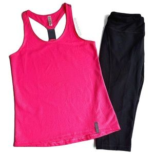 Under Armour Stretch Mesh Tank Top